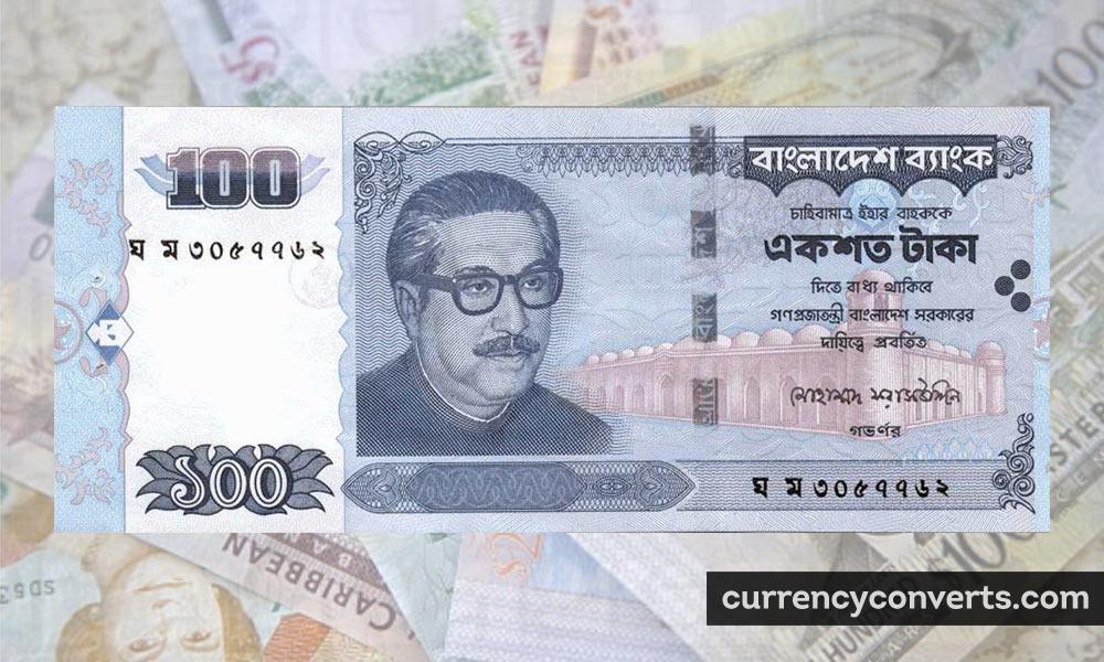 Bangladeshi taka - BDT money image