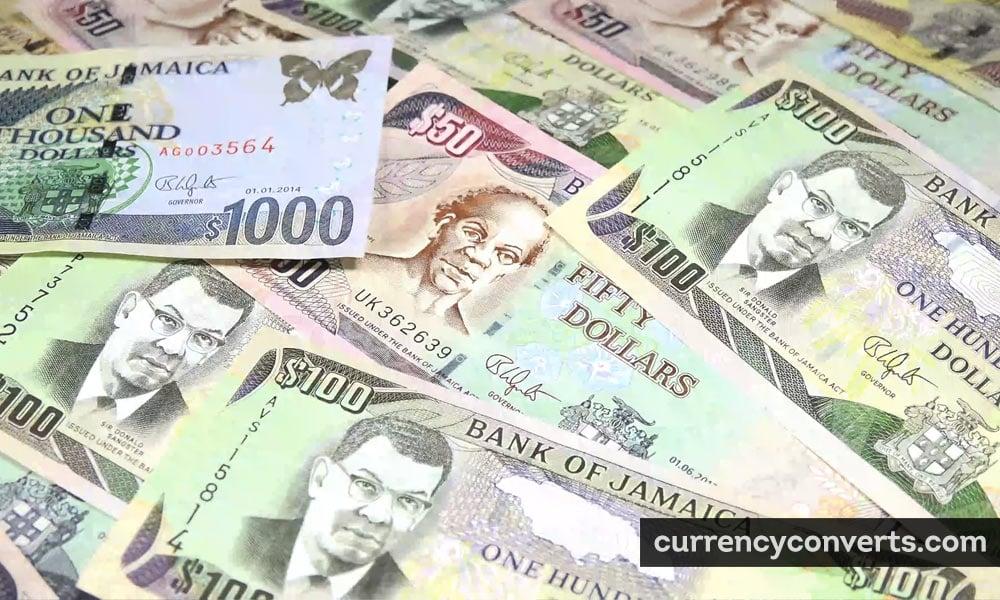 Jamaican dollar - JMD money image