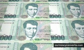 Armenian Dram - AMD money images