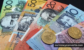Australian Dollar AUD currency banknote image 2