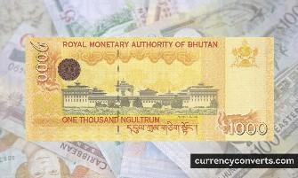 Bhutanese Ngultrum - BTN money images