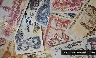 Bolivian Boliviano - BOB money images