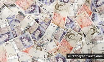 British Pound Sterling GBP currency banknote image 3