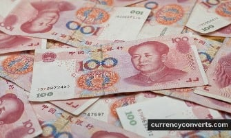 Chinese Yuan CNY currency banknote image 3