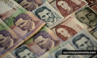 Colombian Peso - COP money images