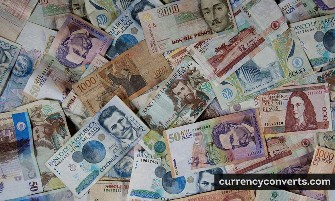 Colombian Peso COP currency banknote image 3