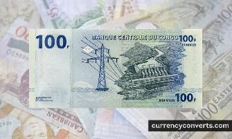 Congolese Franc - CDF money images