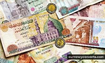 Egyptian Pound - EGP money images