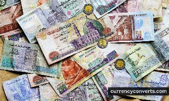 Egyptian Pound EGP currency banknote image 2