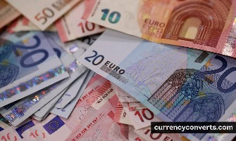 Euro EUR currency banknote image 3