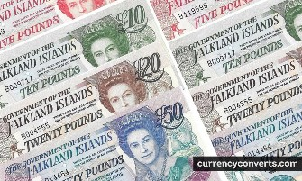 Falkland Islands Pound - FKP money images