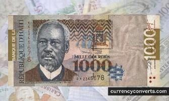Haitian Gourde - HTG money images
