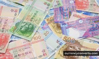 Hong Kong Dollar HKD currency banknote image 3