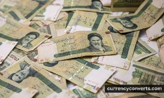 Iranian Rial - IRR money images