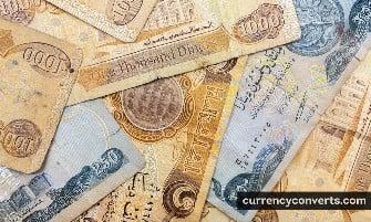 Iraqi Dinar - IQD money images