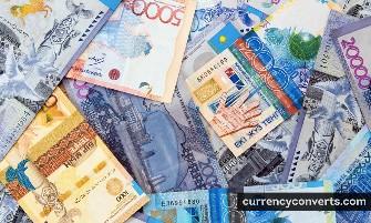 Kazakhstani Tenge - KZT money images