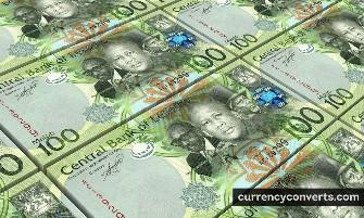 Lesotho Loti - LSL money images