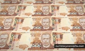 Malawian Kwacha - MWK money images
