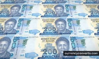Malawian Kwacha MWK currency banknote image 2