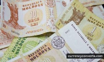 Moldovan Leu - MDL money images