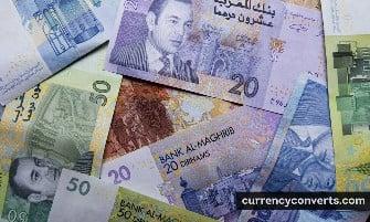 Moroccan Dirham - MAD money images