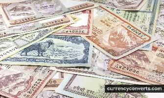 Nepalese Rupee - NPR money images