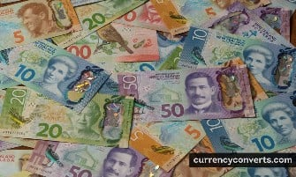 New Zealand Dollar NZD currency banknote image 1