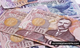 New Zealand Dollar NZD currency banknote image 3