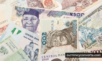 Nigerian Naira NGN currency banknote image 3