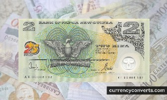 Papua New Guinean Kina - PGK money images