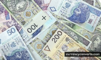 Polish Zloty PLN currency banknote image 2