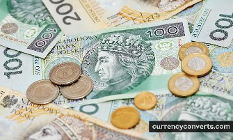 Polish Zloty PLN currency banknote image 3