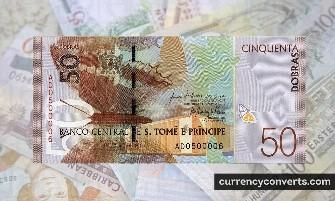 São Tomé and Príncipe Dobra - STD money images