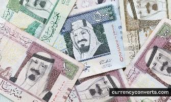 Saudi Riyal SAR currency banknote image 2