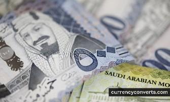 Saudi Riyal SAR currency banknote image 3