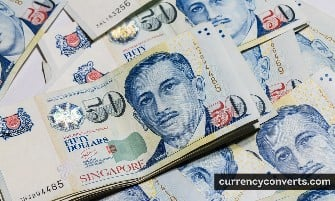 Singapore Dollar SGD currency banknote image 1