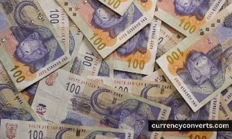 South African Rand - ZAR money images