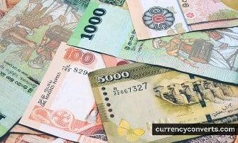Sri Lankan Rupee - LKR money images
