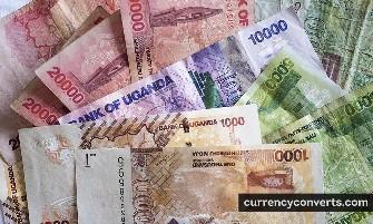 Ugandan Shilling - UGX money images