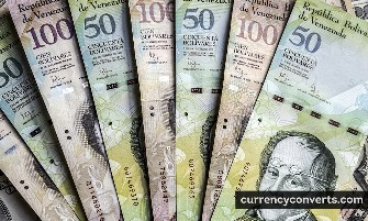 Venezuelan Bolívar - VEF money images