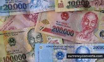 Vietnamese Dong - VND money images