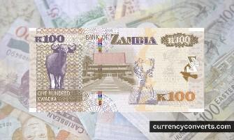 Zambian Kwacha - ZMW money images