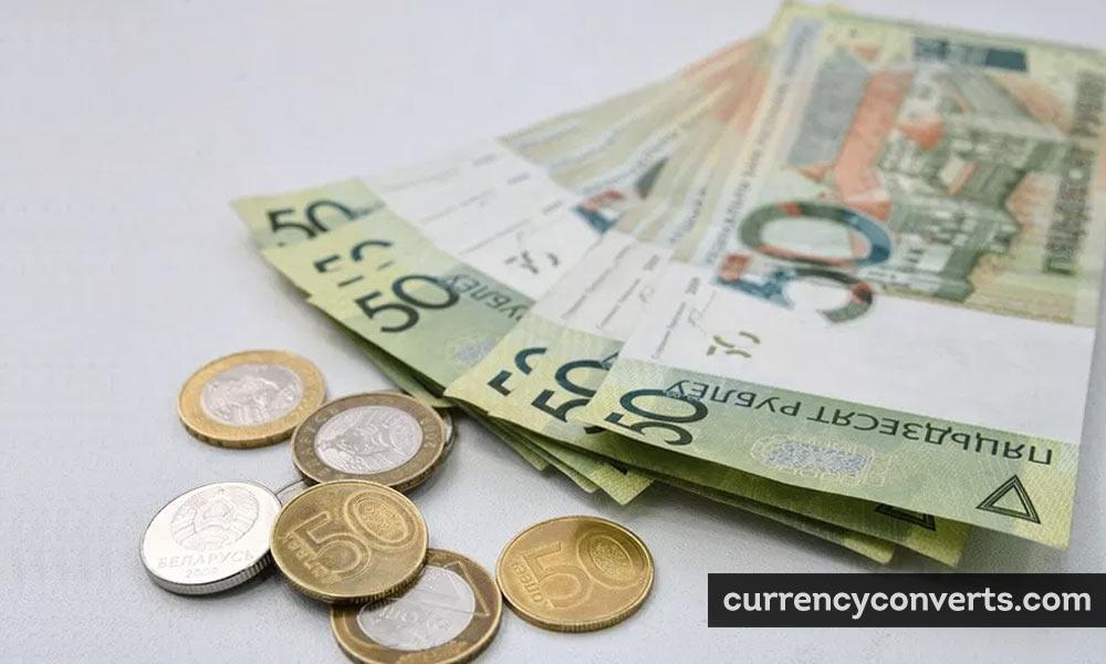 New Belarusian ruble - BYN money image